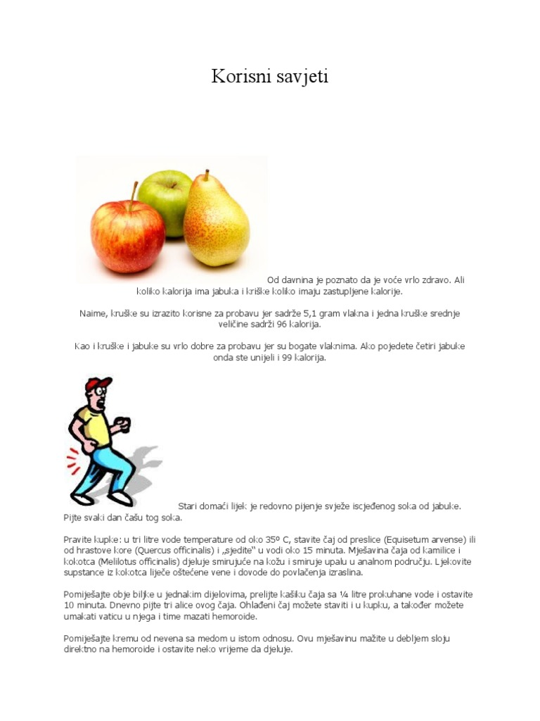 pečeni jabuke hipertenzija