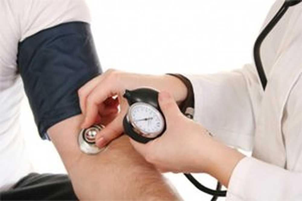 kako dobiti hipertenziju