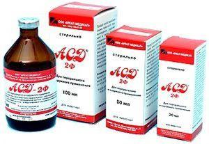 ASD 2 frakcijos hipertenzija