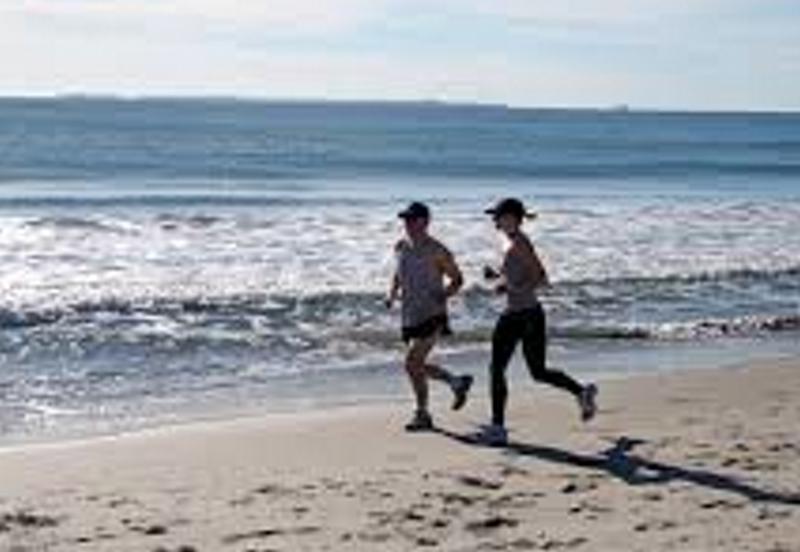 walking running hipertenzije