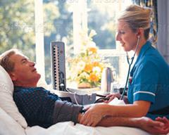 hipertenzija uzrokuje edem