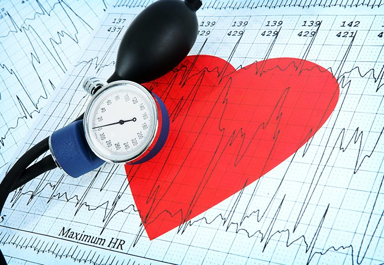 fundusa hipertenzija