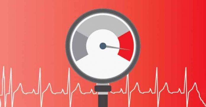 da ne možete imati visoki krvni tlak