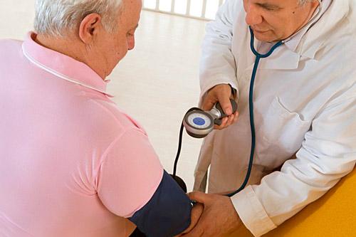 kralježnice bolesti i hipertenzije