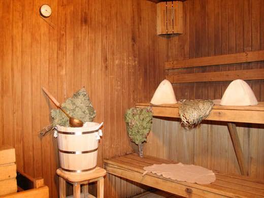 Mogu li ići u kadu i saunu s hladnoćom - Prevencija - February