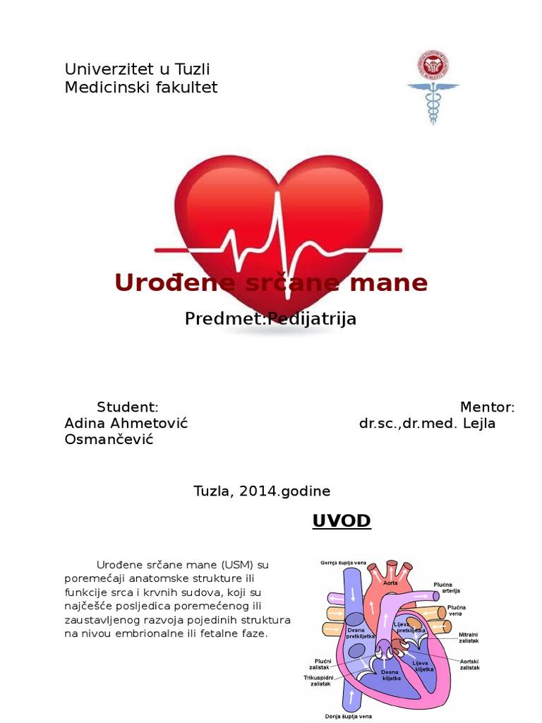 lijeve klijetke i lijevog atrija hipertenzije