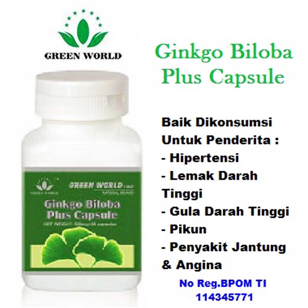 Ginko Biloba - Proteka biljna ljekarna
