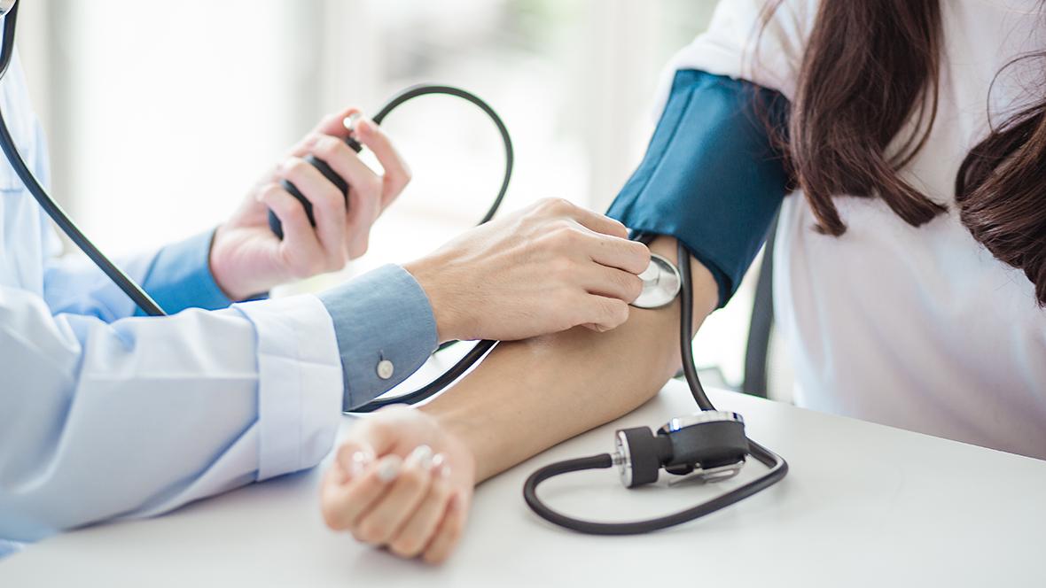 ultrakainas ir hipertenzija