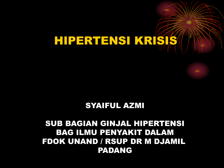 hipertenzija po)