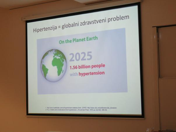 predavanja na terapiji hipertenzije