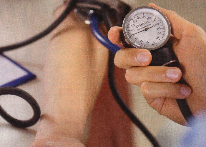hipertenzije i uže