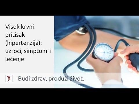 izbornik tijekom video hipertenzije