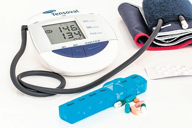 standardi za hipertenziju tanke krvi od hipertenzije