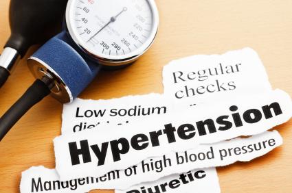 hipertenzija pomiješa octom