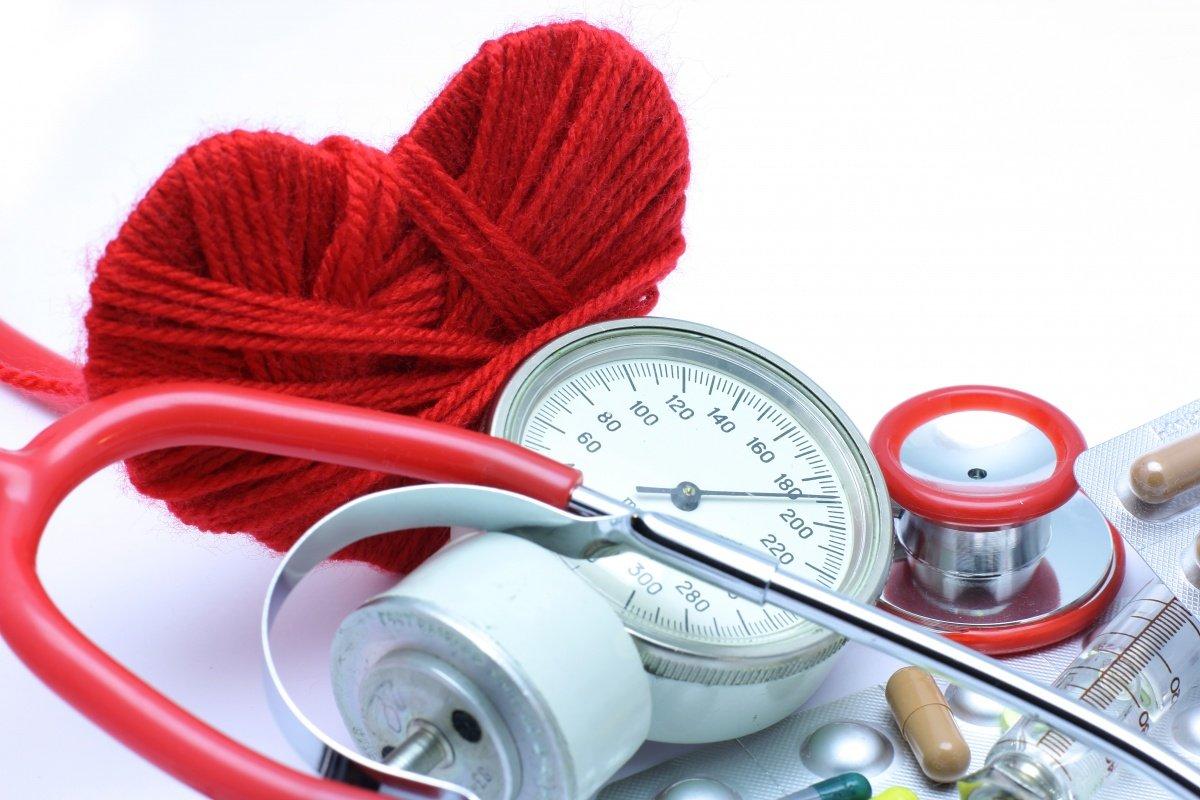 ostatak i liječenje hipertenzije hipertenzija srca je normalno