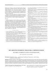 posljednji pripravci za liječenje hipertenzije