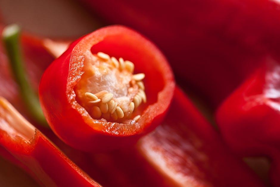 crvena paprika od hipertenzije zbog onoga što leže u bolnici hipertenzije