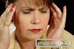 bol u sljepoočnicama u hipertenzije