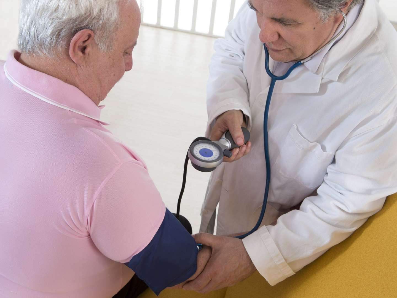 hipertenzija prvi korak da li je moguće na posao