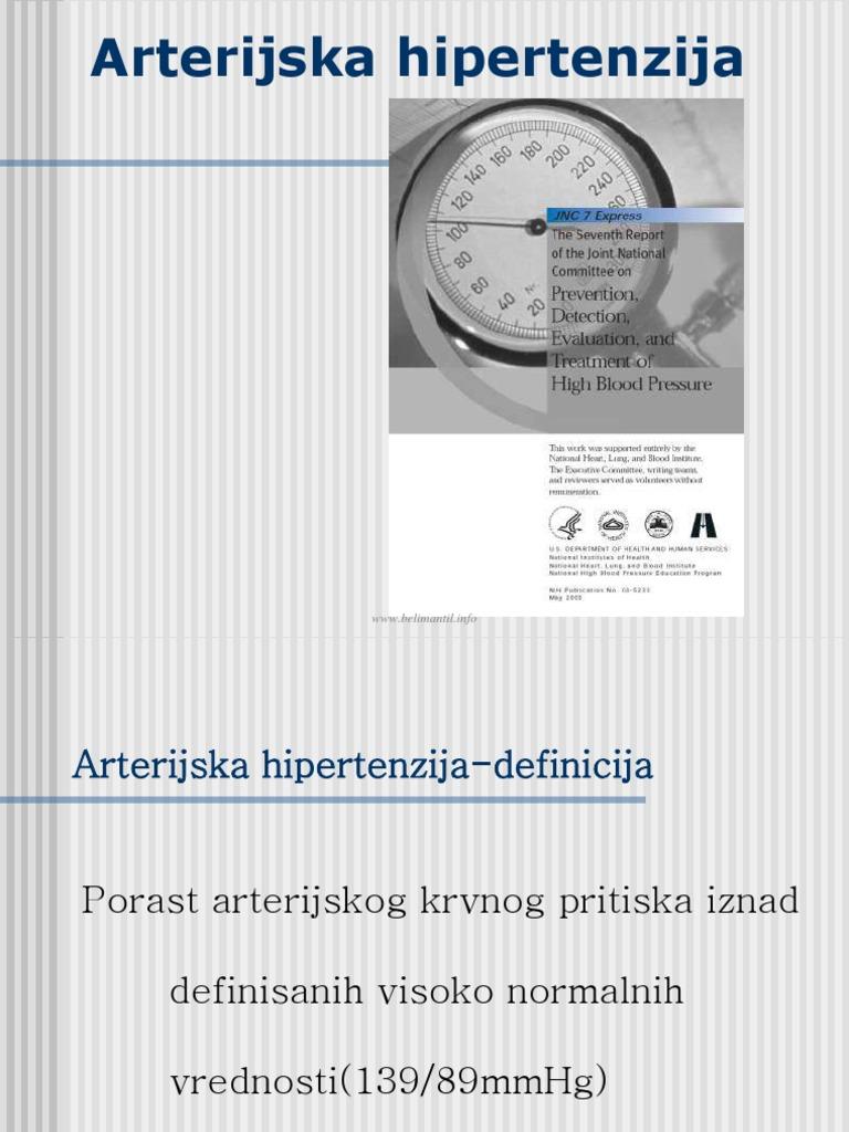 hipertenzija i komore kupka stopala s hipertenzijom