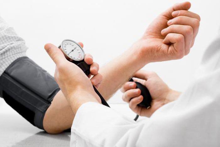 hipertenzija i razlika tlaka visokog krvnog