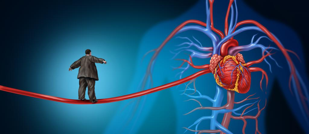 organ cilj hipertenzija