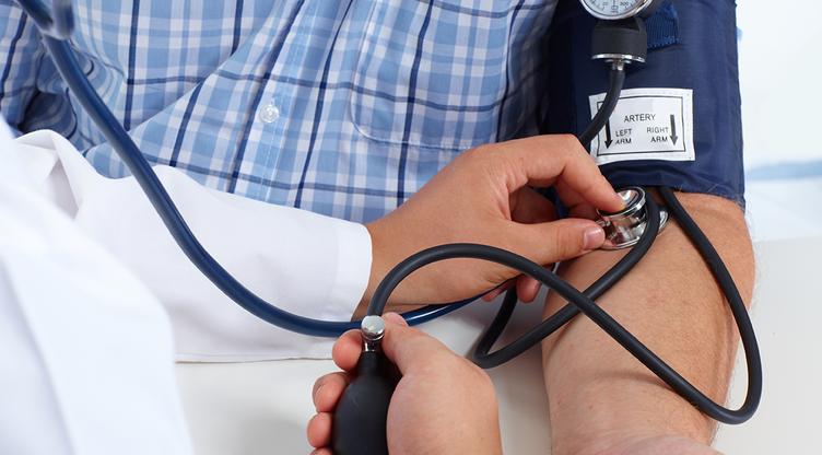 hipertenzija može se pušiti se testirati za visoki krvni tlak