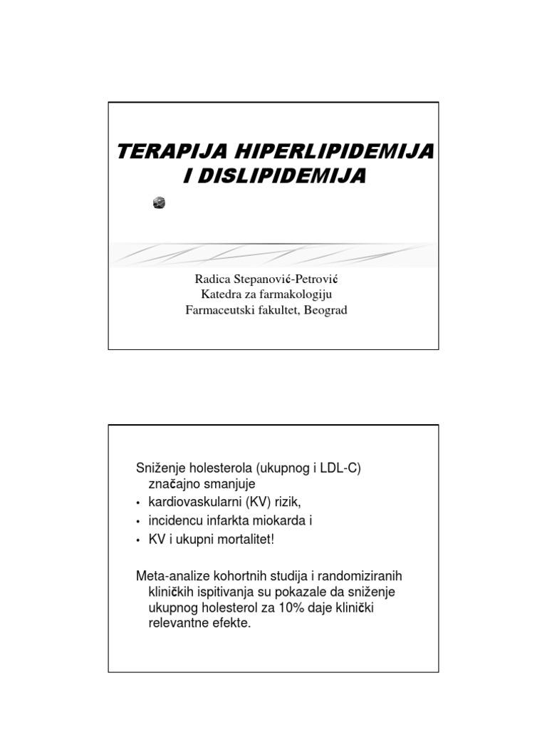 hipertenzija terapija u hipotireoze