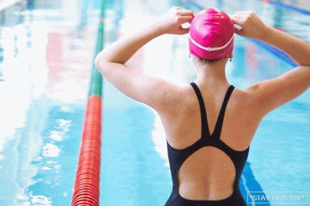 je moguće kupanje s hipertenzijom