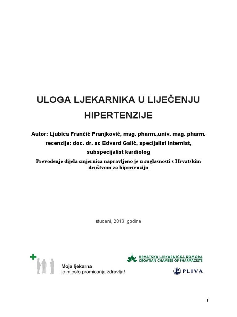 jetrena liječenje hipertenzije drotaverinum hipertenzija