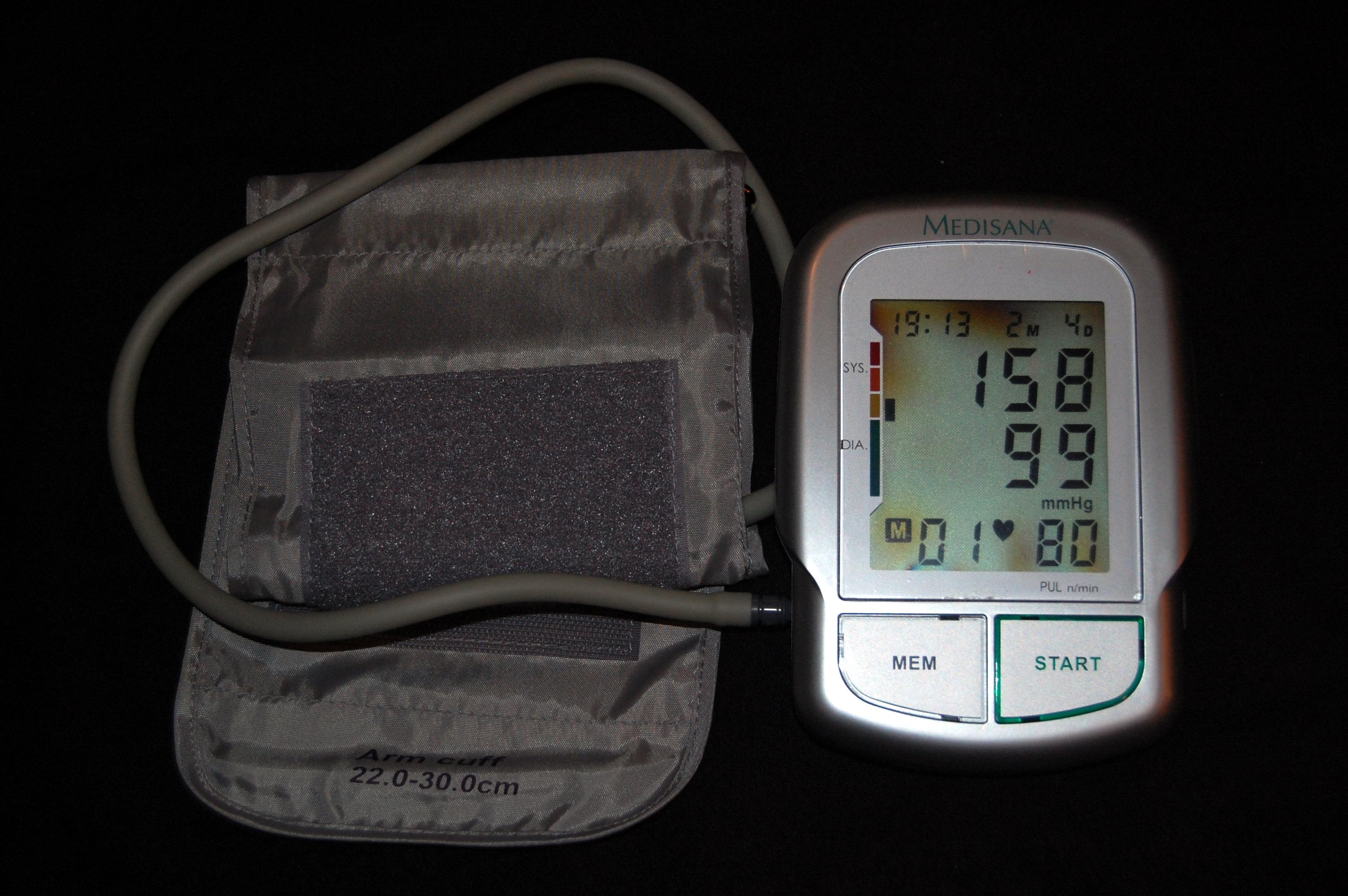 donacija i hipertenzija hipertenzija kojoj mjeri daje skupina