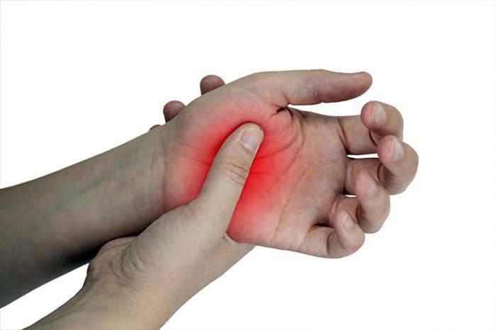 otupio ruku hipertenzije