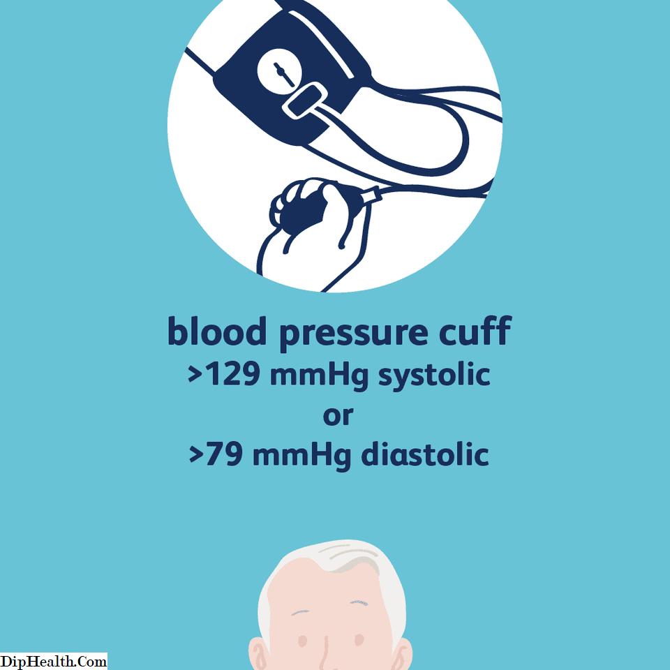 hipertenzija je definirano kao lica simptomi hipertenzije