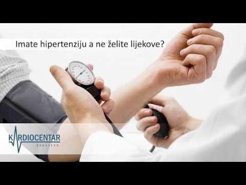 što ti zvati lijek hipertenzije