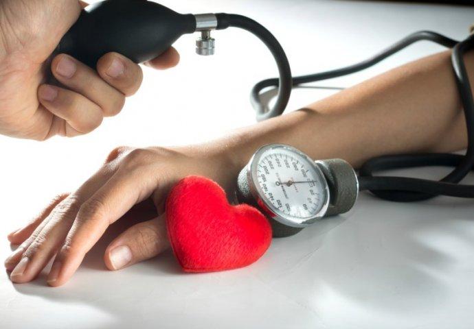 visoki krvni tlak koji ne može biti