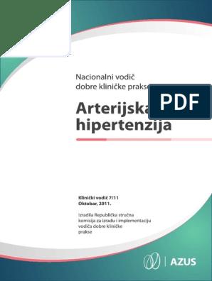 who hipertenzija klasifikaciji hipertenzija u gcc