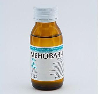 za liječenje hipertenzije menovazin hipertenzija i krvarenje iz nosa