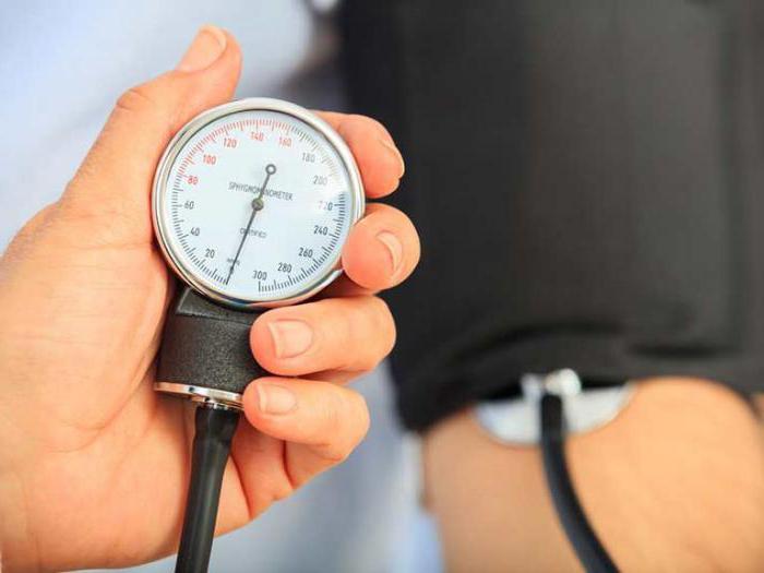 let i hipertenzija točke na rukama hipertenzije