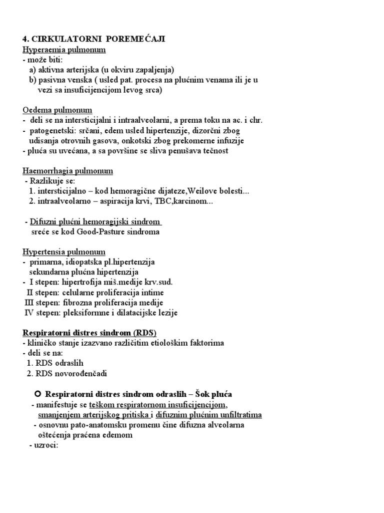 hipertenzija s edemom