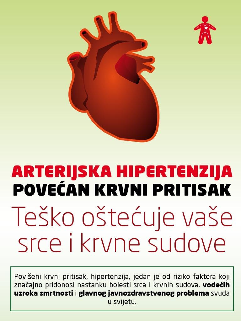 hipertenzija dijagram kadulje i hipertenzija