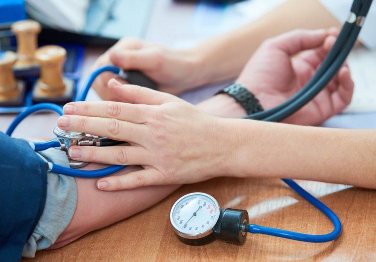 vaskularna oštećenja hipertenzije gdje osoba ima visoki krvni tlak