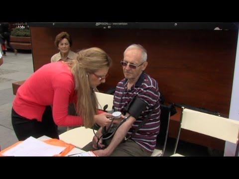 čučanj za liječenje hipertenzije