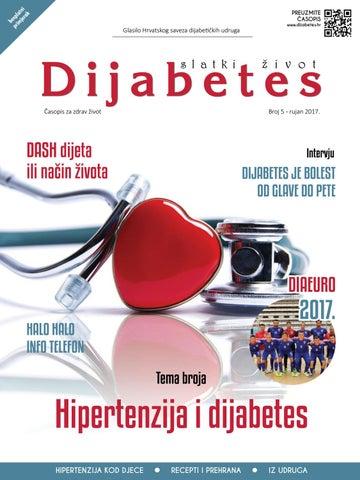hipertenzije simptome srčanog hipertenzije