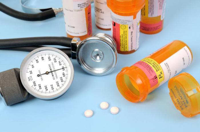 kako piti lijekove za hipertenziju