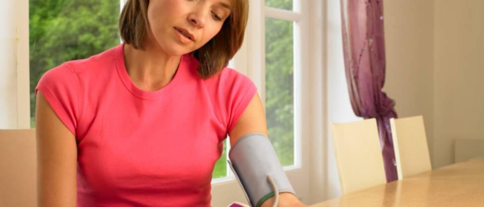 kontraindicirano za osobe koje pate od hipertenzije kad uzimaju lijekove za visoki krvni tlak
