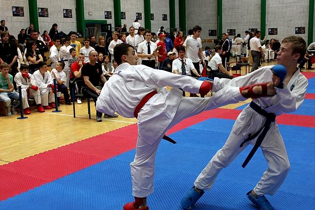 karate hipertenzije