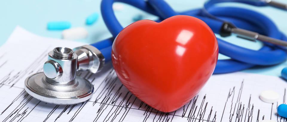 veza hipertenzija do srca