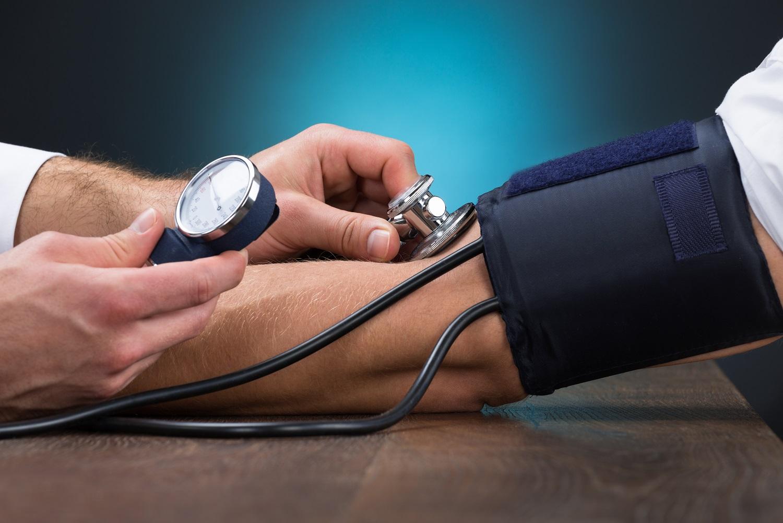 hipertenzija kasalligi