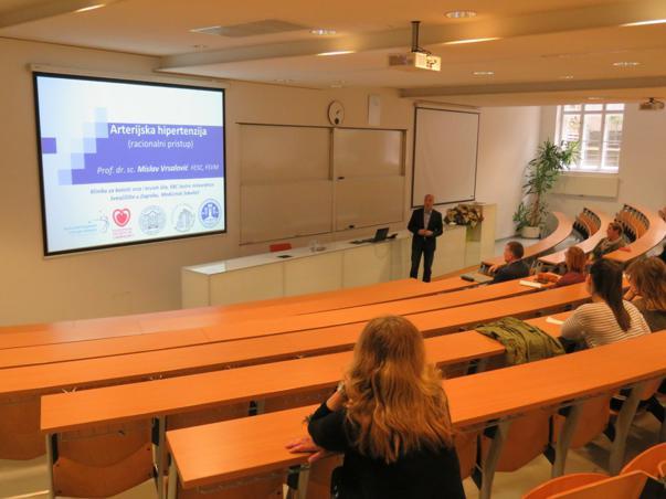 predavanja na terapiji hipertenzije diakarb moguće da se u hipertenzije