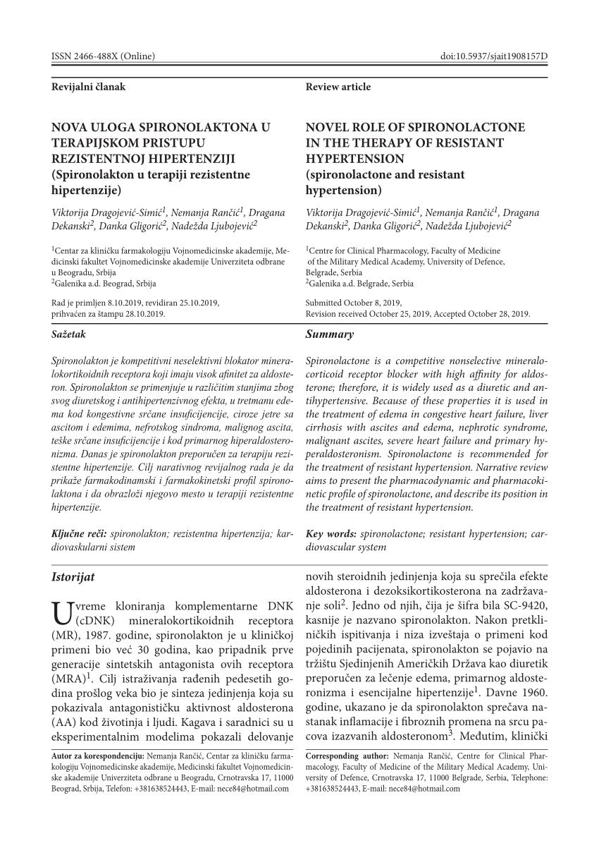 Dijagnoza MARS - što je to, vrste, simptomi i liječenje - Hipertenzija February
